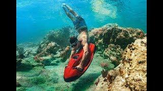 पानी में खेलने के लिए 8 मजेदार खिलौने   8 Coolest And Amazing Water Toys That You Need To Try