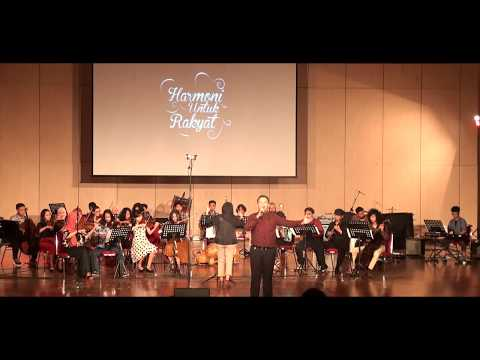 "Di Sayidan - Orkes Keroncong Home Concert Project ""Harmoni Untuk Rakyat"""