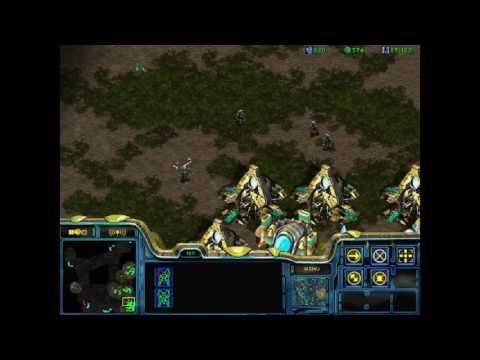 StarCraft Brood War (1.18 - Public Test Realm) 1v1 Connor5620 (P) vs beta (T)