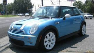 2003 Mini Cooper S Start Up, Exhaust, In Depth Tour, and Short Drive