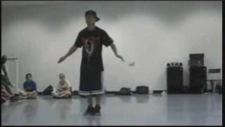 mike song wii routine fast foward