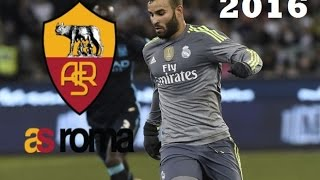 Jese rodriguez vs roma | roma vs real madrid 0-2 | champions league 2015/16 (away)