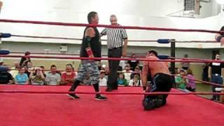 Buff Bagwell & Bob Armstrong vs Hard Core Productions, 05/17/09