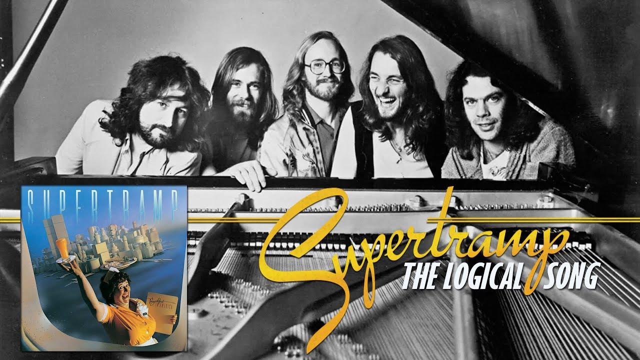 SUPERTRAMP ▶ The Logical Song (1979) SUBTITULADO1080pᴴᴰ