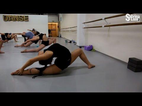 Cours de danse Sabrina Lonis -  Spécial sauts Leaps- photograph ed sheeran
