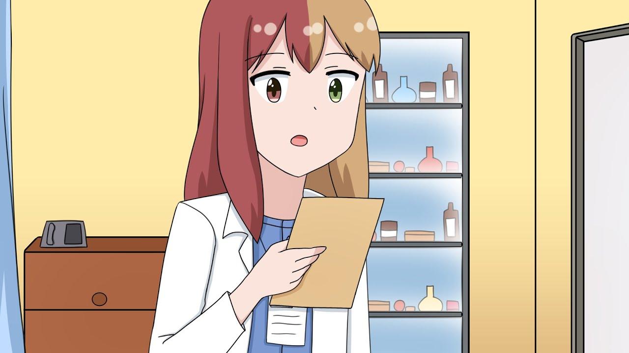 「搞笑少女」醫生,我肚子怪怪的!