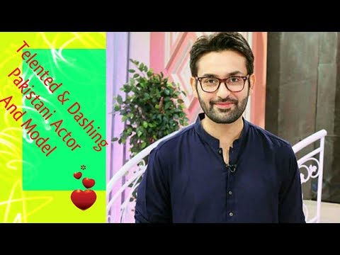 Affan Waheed Biography | Wedding & Family Pics | Age | Height & Weight | Education | Wife pics