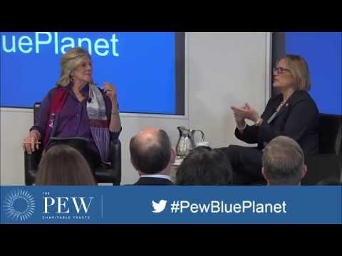 NOAA Leader on Oceans, Atmosphere—and Making History in Space   Pew
