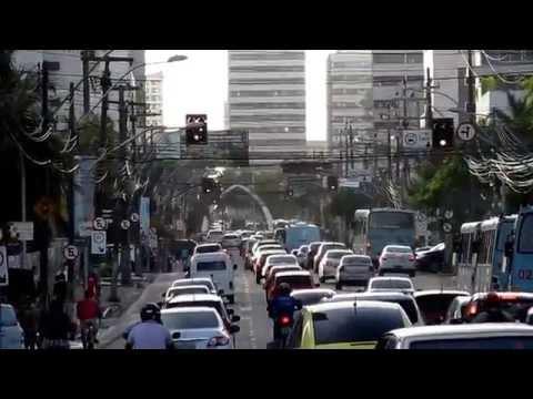 Andando por Fortaleza - Av  Dom Luís
