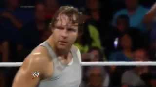 Dean Ambrose - Lunatic Fringe(Red Rider)