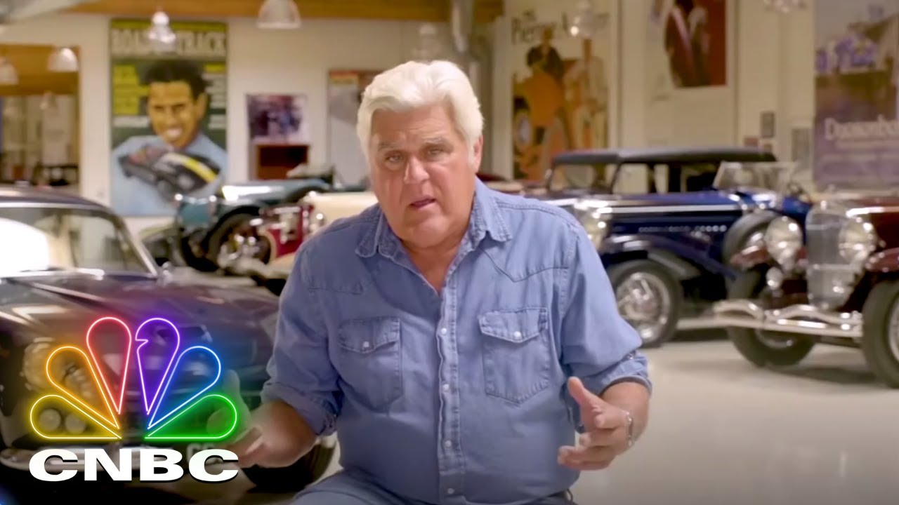 Download Jay Leno's Garage: Jay's Newest Additions   CNBC Prime