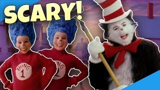 CAT IN THE HAT: The SCARIEST Kids Movie? - Diamondbolt