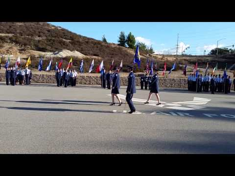 CA -933 Change of Command 11/21/14