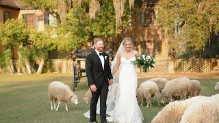 Lindsey and Anthony at Middleton Place - Charleston, SC Wedding