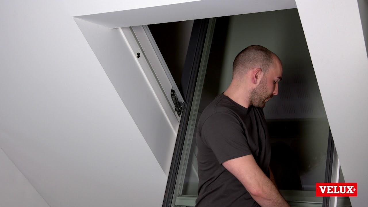 medium resolution of resetting a velux integra electric window