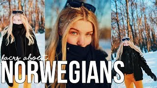 THE TRUTH ABOUT NORWAY | 12 AMAZING & FUN Facts About NORWAY & Norwegian Girls!