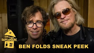 Ben Folds Has Landed At Daryl's House | Live From Daryl's House