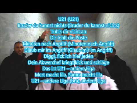 MERT FEAT. SAMRA - U21 [Lyrics]