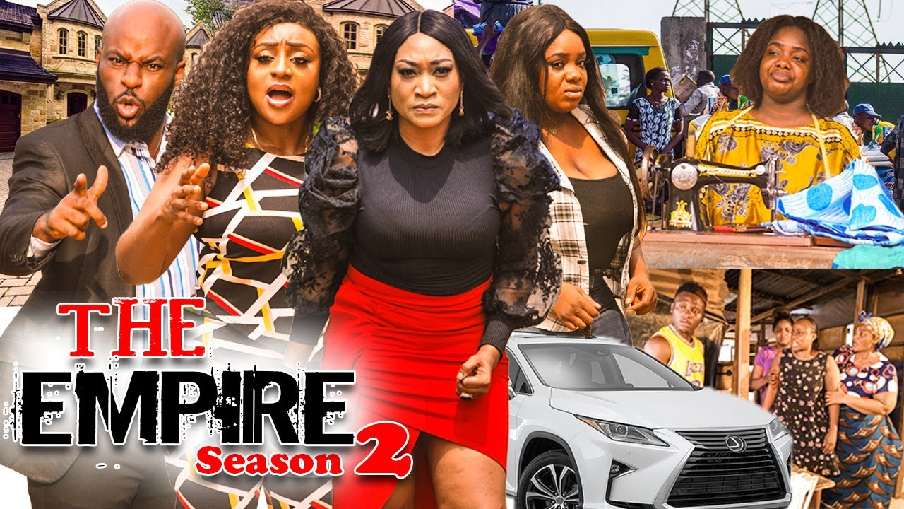 Download The Empire (Episode 2) Trending 2020 Recommended Nigerian Nollywood Movie