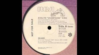Evelyn Champagne King - Shame