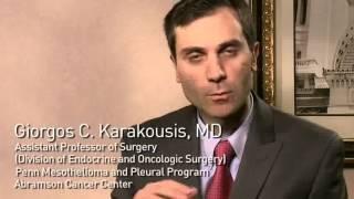 Mesothelioma    Diagnosis, Treatment  Survivorship at Penn Medicine