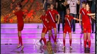 Вика Цыганова - Футбол
