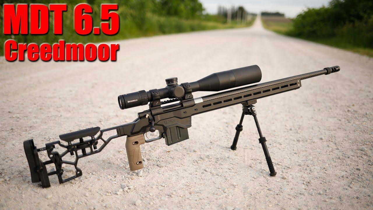 The Best Long Range Rifle I've Ever Owned