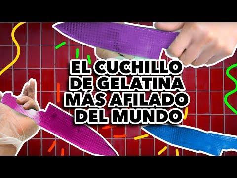 EL CUCHILLO DE GELATINA MÁS AFILADO DEL MUNDO. MAIRE VS EL INTERNET