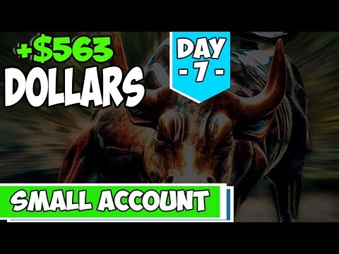 Day Trading | Day 7: of the $100k Challenge +$563 On $HEAR | Penny Stocks 101