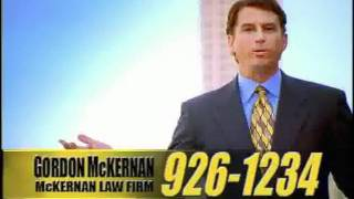 Baton Rouge Car Wreck 18-Wheeler Accident Lawyers - Gordon McKernan - True Story 2