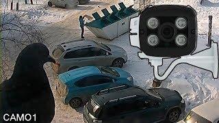 Escam QD300 -  Бюджетная IP камера для наблюдения(, 2018-03-13T05:00:01.000Z)