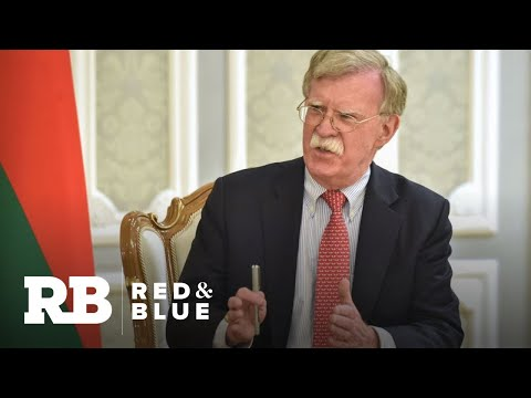 Michael Morell On National Security Implications Of Claims In John Bolton's New Book
