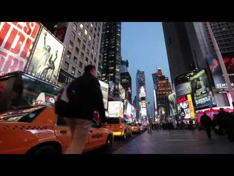 Times Square (normal speed)