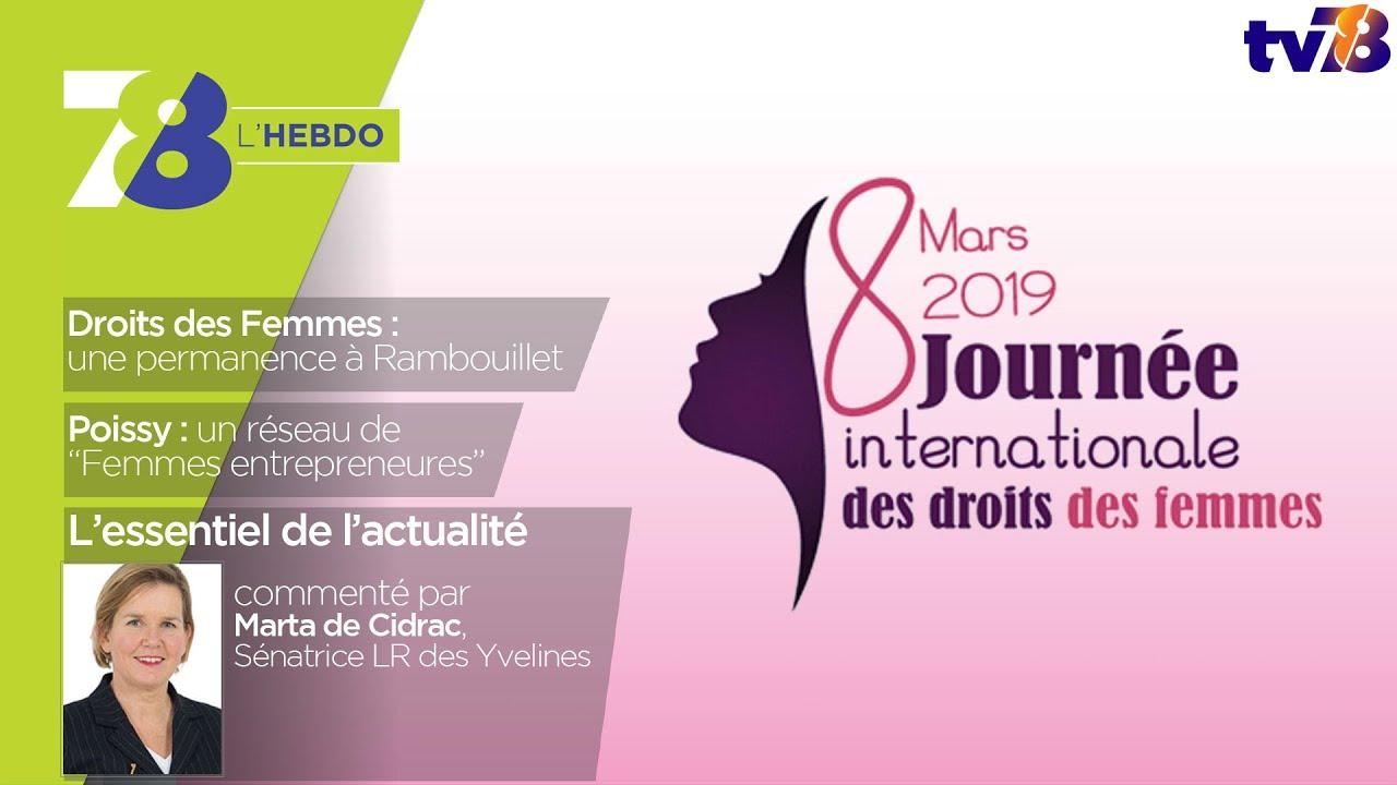 7/8 L'Hebdo. vendredi 8 mars 2019