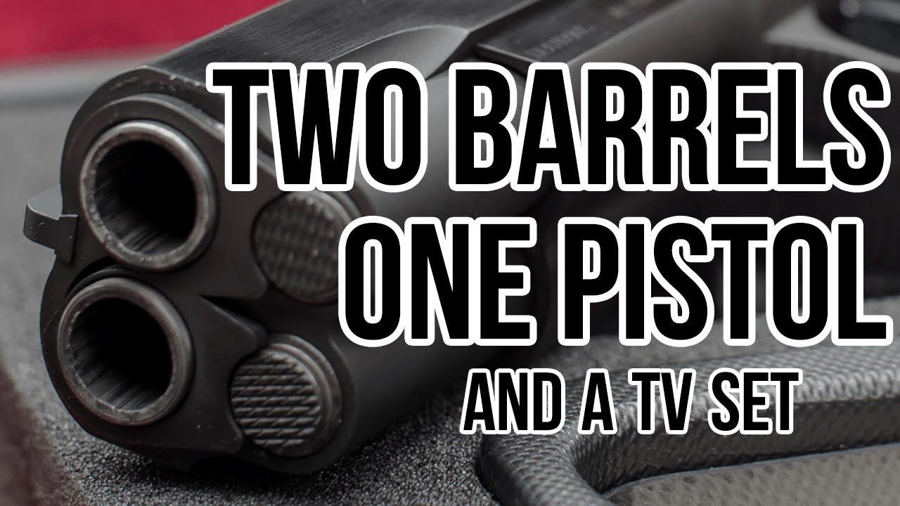 Af2011 A1 two barrels, one pistol: arsenal af2011 double 1911 vs