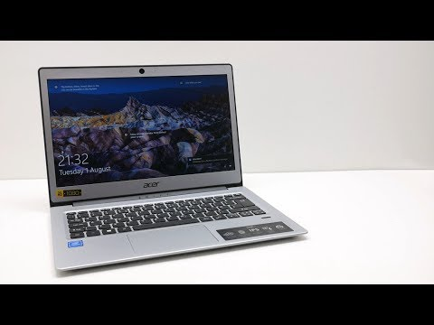 Acer Swift 1 review - the best laptop under £350