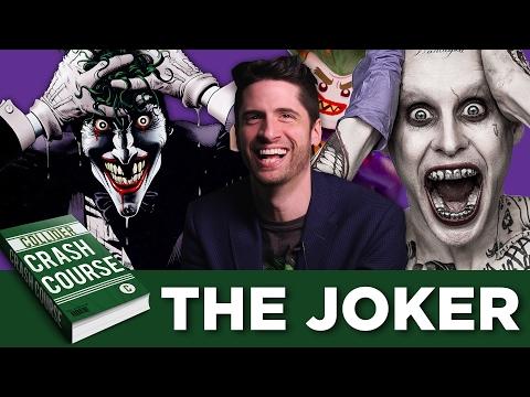 The Joker: The History Of Batman