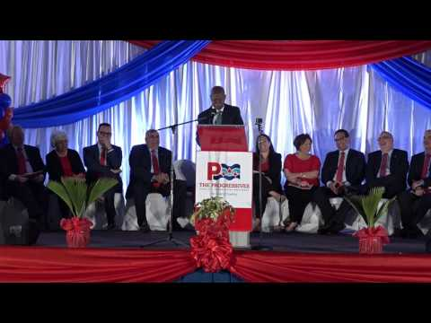 2017 Progressives Conference - Don Seymour speech