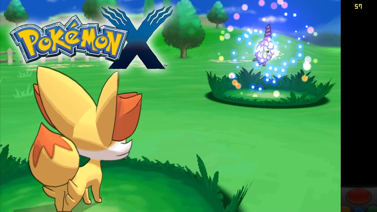 Nintendo 3ds Pokemon Games : Pokemon in game but issues citra emulator cpu jit p