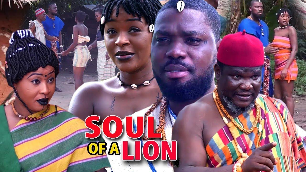 Download Soul Of A Lion Season 4 - Ugezu J Ugezu 2019 Latest Nollywood Epic Movie   African Movies 2019