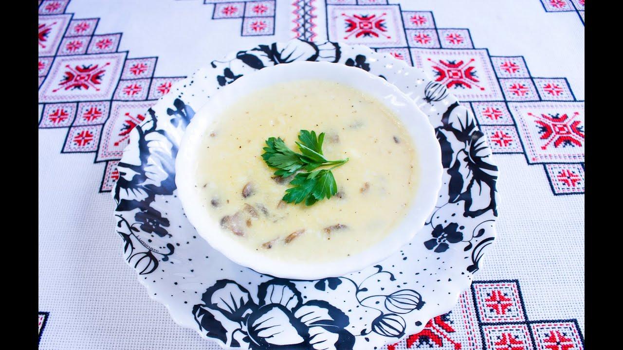 рецепт домашнего плавленого сыра с шампиньонами