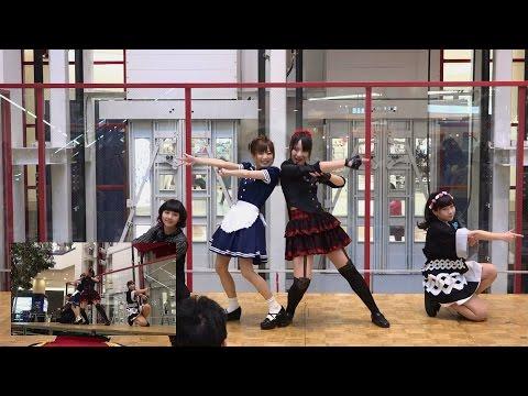 2015/04/18 【マルチビュー】【とやまde踊ってみた】 春祭り!ファボーレde踊ってみた 第3部