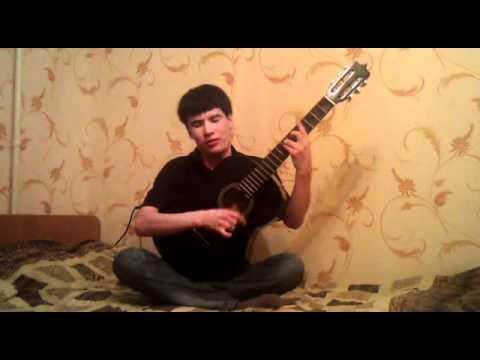 Gitarist Mergen
