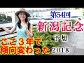 【競馬】新潟記念 2018 予想(窮地のブライトパスが今週出走!) ヨーコヨソー