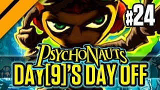 day 9 s day off psychonauts part 2 p24