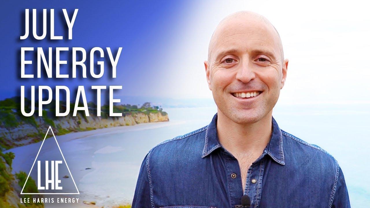 Lee Harris - July 2019 Energy Update