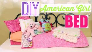 How To Make An American Girl Doll Bunk Bed Out Of Cardboard