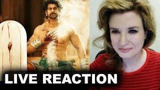 Baahubali 2 Trailer REACTION