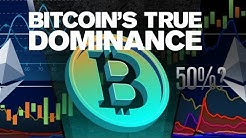 Bitcoin Dominance Exposed! Coinmarketcap Lies? 80% or 50%?