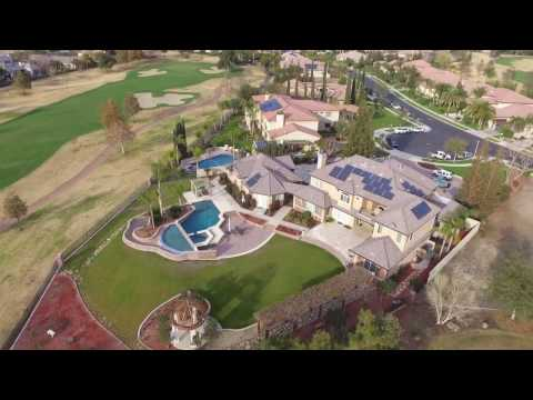 Bakersfield Mansions! Drone Footage